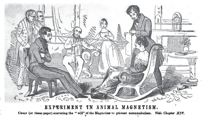 História da hipnose