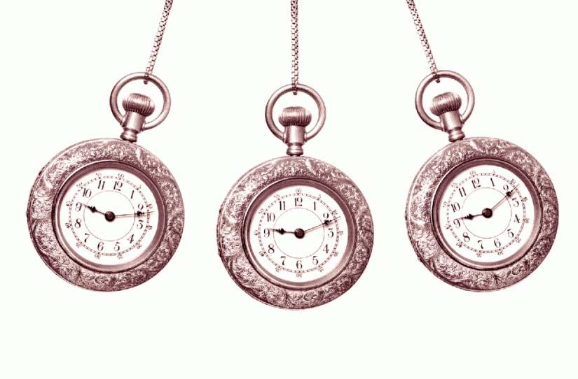 As 5 etapas As etapas da hipnoterapia na hipnose